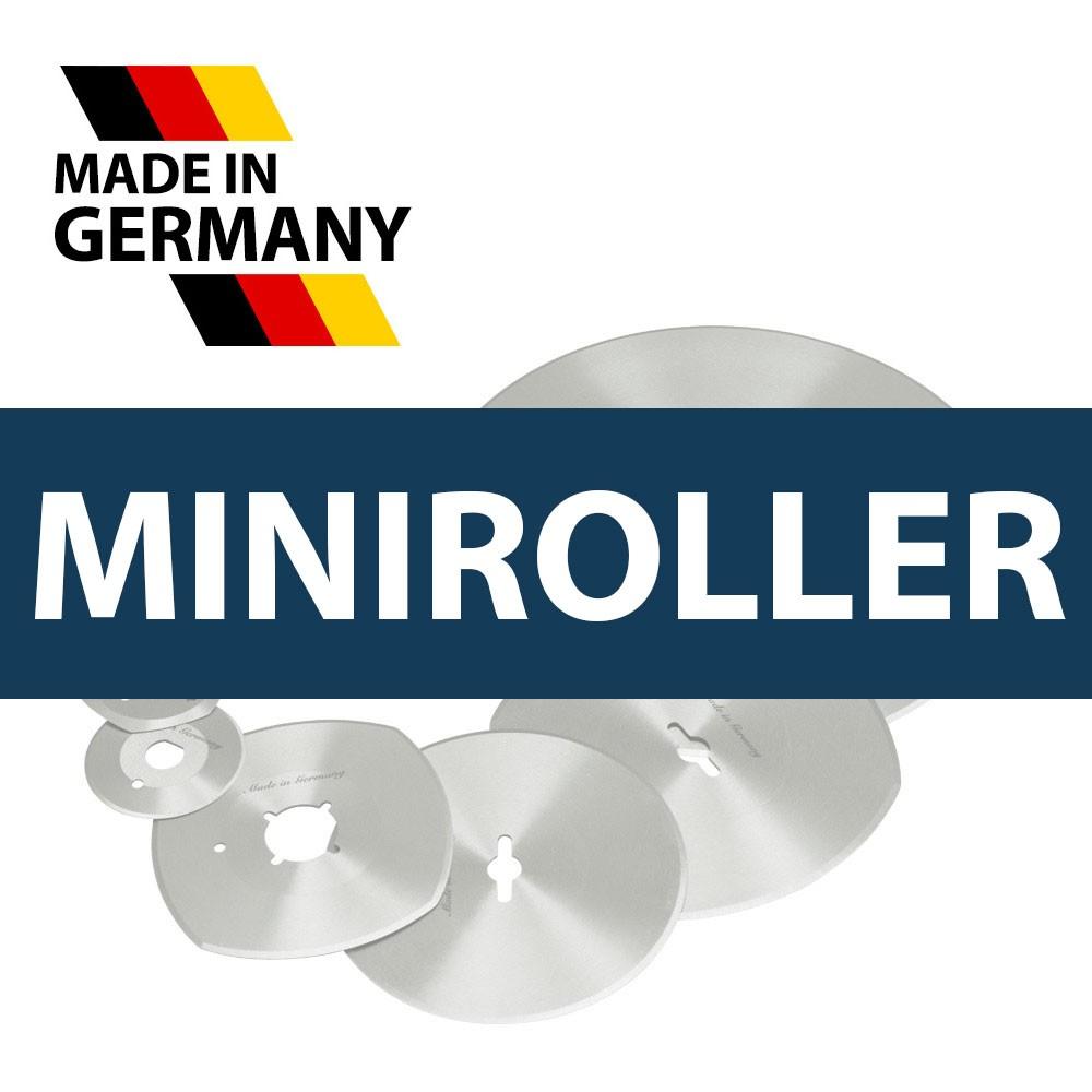 Miniroller Kreismesser